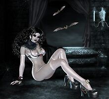 Star .. mistress vampire by LoneAngel