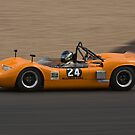 McLaren M1B by Willie Jackson