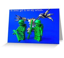 Be careful what you wish for, by Tim Constable Greeting Card