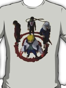 Hokage seal t shirt, iphone case & more T-Shirt
