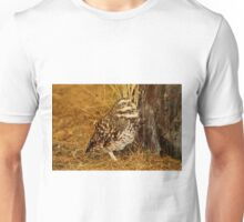 Burrowing Owl Unisex T-Shirt