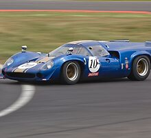 Lola T70 Mk3 (Fr) by Willie Jackson