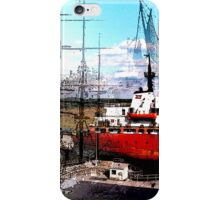 Collage Of Mariner Memories iPhone Case/Skin