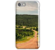 PEMBINA VALLEY iPhone Case/Skin