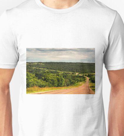 PEMBINA VALLEY Unisex T-Shirt