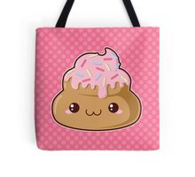 Sugar-Cute Poop Tote Bag