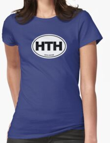 HOTH STICKER Womens Fitted T-Shirt