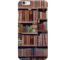 The World of Books iPhone Case/Skin