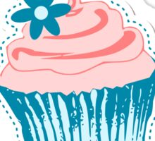 Cupcake Queen Sticker