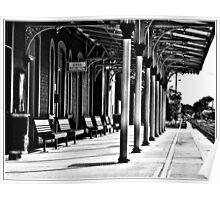 Queanbeyan Rail Poster