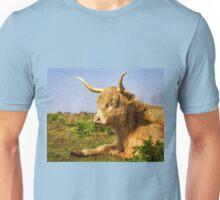 Sleepy In The Sunshine Unisex T-Shirt