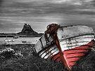 The Boat & The Castle by Ryan Davison Crisp