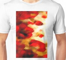 Wild Flowers Oil Painting 3 Unisex T-Shirt