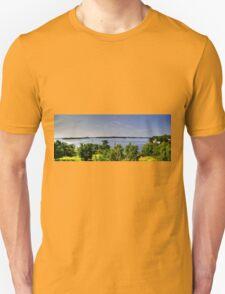 Lake of the Woods (Panorama) T-Shirt