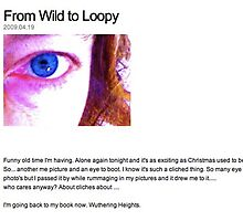 From Wild to Loopy by Elorac