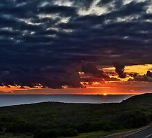 Sunset Road by Alex Asbury