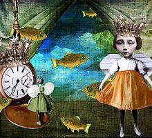 A midsummer's deep by forgottendream