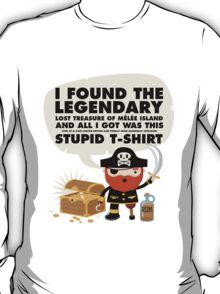 Monkey Island Pirate Melee Island T-Shirt