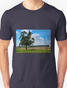 The Apple Tree - HDR Unisex T-Shirt