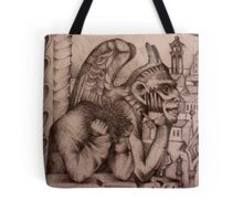 Sanctuary Of Solace  Tote Bag