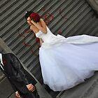 wedding blues by Karen E Camilleri