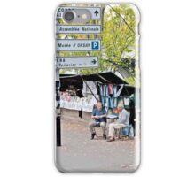 Neighborly Vendors iPhone Case/Skin