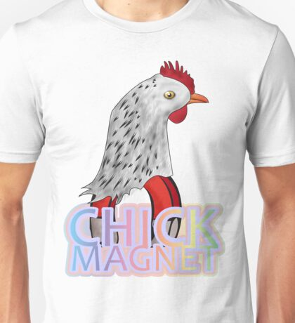 Caus' Imma Chick Magnet T-Shirt