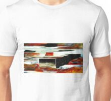 Abstract Colors Oil Painting #84 Unisex T-Shirt