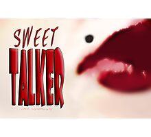 Sweet Talker © Vicki Ferrari Photography Photographic Print