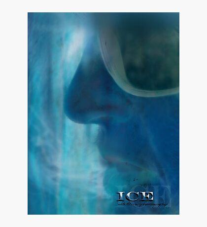 IC EE © Vicki Ferrari Photographic Print