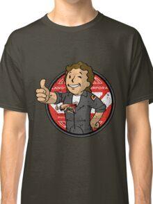 Alien on Board (sticker) Classic T-Shirt