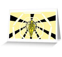 'Odyssey' Greeting Card