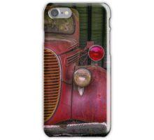The Old Firetruck iPhone Case/Skin