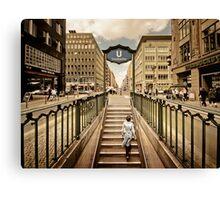 Berlin - Urban Core | 01 Canvas Print