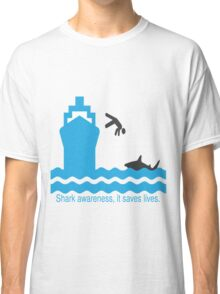 Shark Awareness Classic T-Shirt