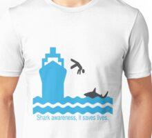 Shark Awareness Unisex T-Shirt