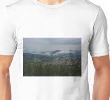 Low clouds - HDR Unisex T-Shirt