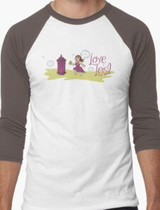 Love Leisl Men's Baseball ¾ T-Shirt