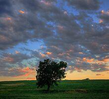 Nebraska Sky 3 by Tim Wright