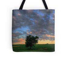 Nebraska Sky 3 Tote Bag