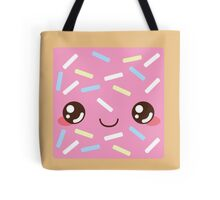 Strawberry Pop Tart Tote Bag
