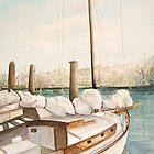 Sails by Rosie Brown
