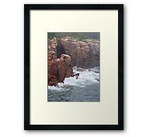 Acadia National Park Framed Print