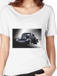 1941 Willys Coupe 'Studio' I Women's Relaxed Fit T-Shirt