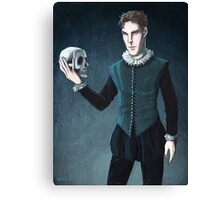 Hamlet Batch Canvas Print