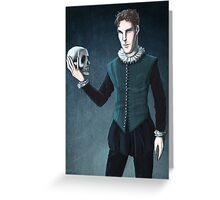Hamlet Batch Greeting Card