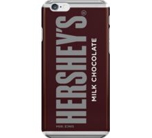 Hershey's Chocolate Bar iPhone Case/Skin