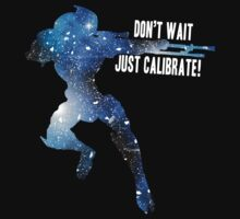 Mass Effect Silhouettes, Garrus - Don't Wait, Just Calibrate! by joeymaggs
