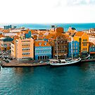 Morning in Willemstad by Roland Pozo