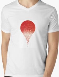 Bloodshot Reborn Mens V-Neck T-Shirt